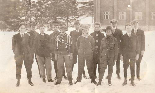 Stock Company 1913