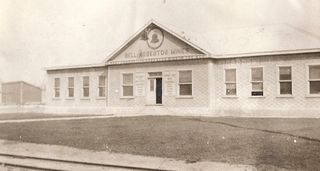 Bell Mine Office