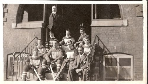 23-2nd Hockey Team 1914