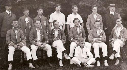 24-Cricket Team 1914