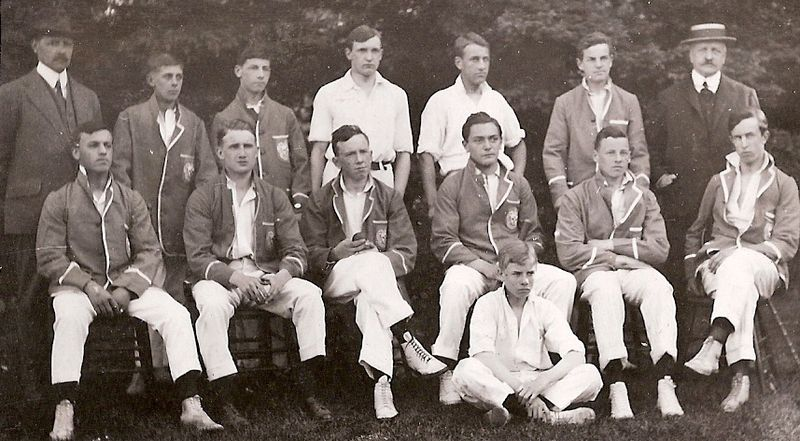 24-Cricket Team 1914