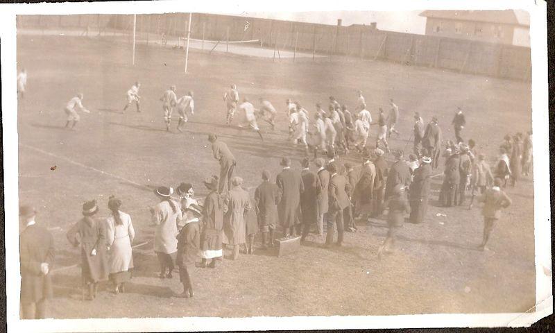 LCC vs St Albans 1915